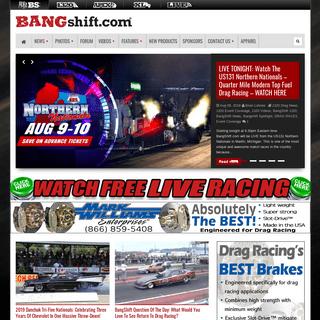 BangShift.com BangShift Home - BangShift.com
