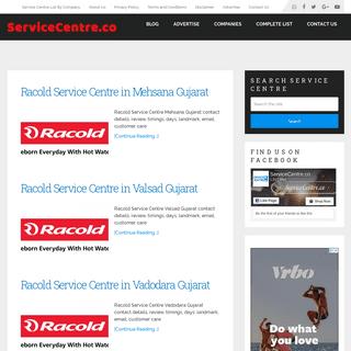 ArchiveBay.com - servicecentre.co - ServiceCentre.co - Service Centre Information with Reviews