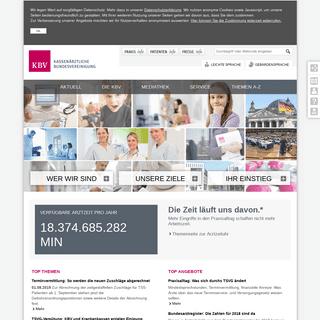 ArchiveBay.com - kbv.de - KBV - Kassenärztliche Bundesvereinigung
