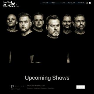 ArchiveBay.com - skol-rock.de - SKOL - Legends Of Rock