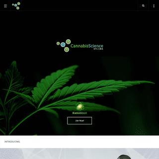 Cannabis Science Inc. - Cannabis Science Inc.