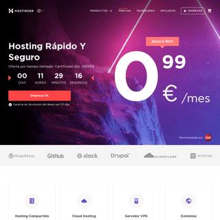 Hosting Barato España - Hosting Ilimitado Y Dominio Gratis