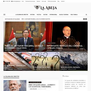 Noticias de actualidad - La Abeja