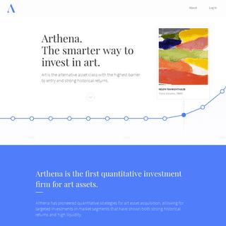 A complete backup of arthena.com