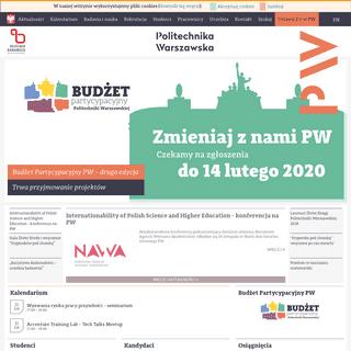 Strona główna - Politechnika Warszawska