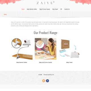ArchiveBay.com - zaiyubaby.com - Baby products from Zaiyu Baby