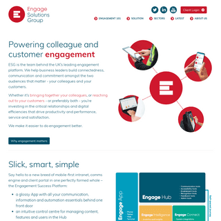Engage Solutions Group