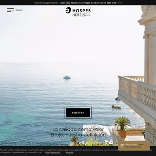 Hoteles Hospes - Infinite Places - España - Web oficial