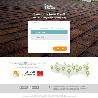 Save on a New Roof! - Roofing Cost Guide