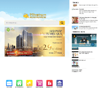 3SShopping.vn - San Giao Dịch Thuong Mai Dien Tu
