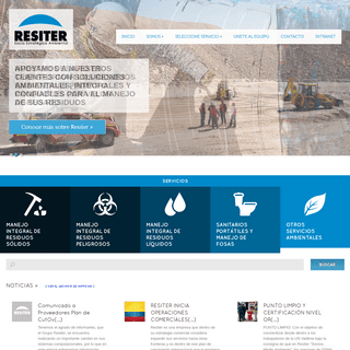 Resiter - Socio Estratégico Ambiental