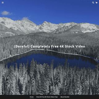 ArchiveBay.com - dareful.com - Free 4K Stock Video - Start Downloading Today - Dareful.com – {Dareful} Completely Free 4K Stock Video