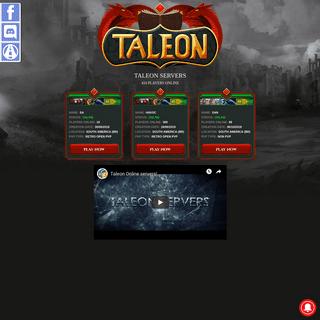 Taleon Servers