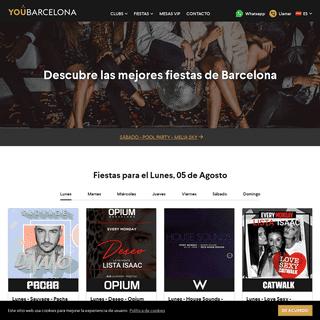 Listas Vip Discotecas Barcelona