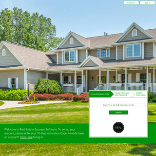 Real Estate Success Software - Activate