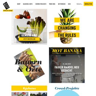 ArchiveBay.com - gebana.com - Weltweit ab Hof – gebana
