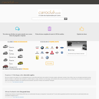 ArchiveBay.com - carroclub.com.br - Carro Club - O Clube dos apaixonados por carros