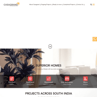 Luxury Villas in Chennai, Apartments & Villas - Builders in Chennai