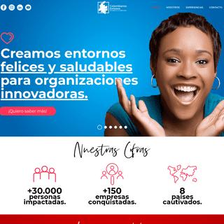 Felicidad - Liderazgo - Trabajo En Equipo - Colombianos Exitosos