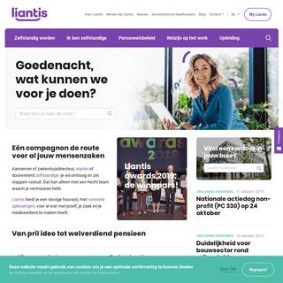 samen werkt - Liantis