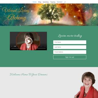Jean Kathryn - Vibrant Living Alchemist