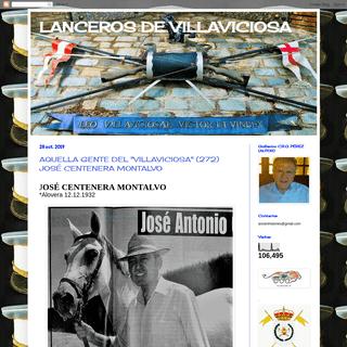 LANCEROS DE VILLAVICIOSA