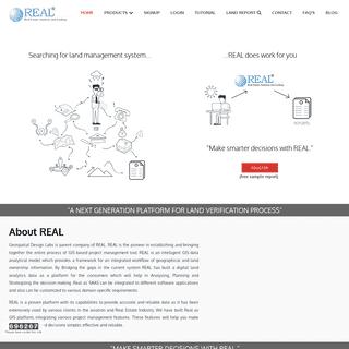 REAL - Digital Land Records India, Land Ownership Information