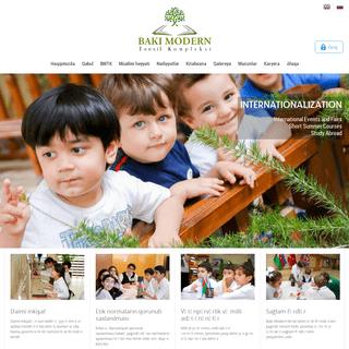 ArchiveBay.com - bakumodernschool.az - Bakı Modern Təhsil Kompleksi