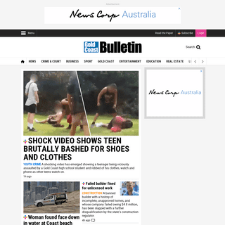 Gold Coast Bulletin - Breaking News and Headlines from Gold Coast and Queensland - Gold Coast Bulletin