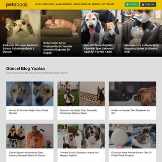 Petsbook.com - Evcil dostlarımıza dair aradığınız herşey.