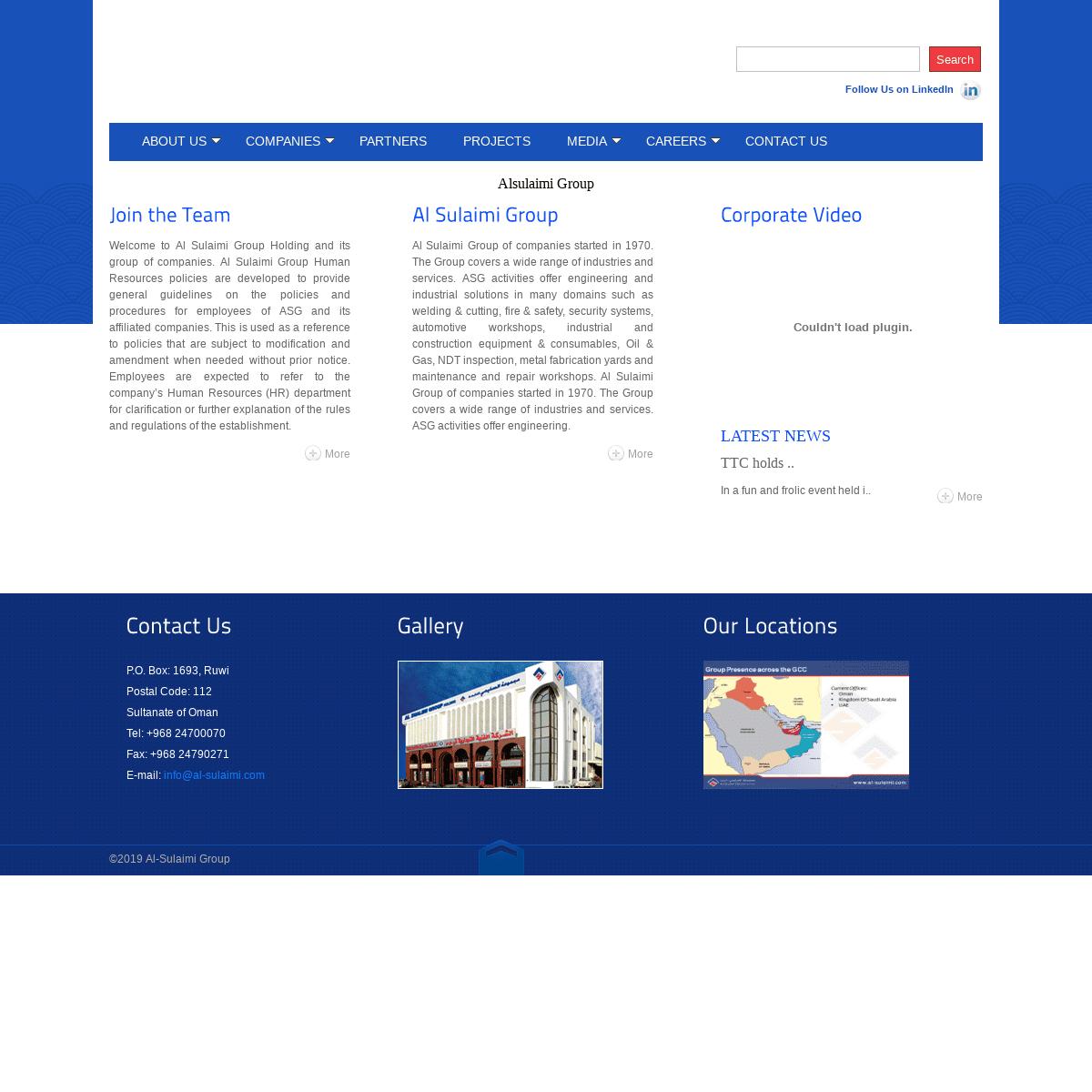 Al Sulaimi Group