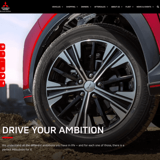 Mitsubishi Motors Malaysia - Drive Your Ambition