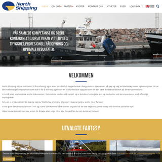 Hjem - North Shipping AS