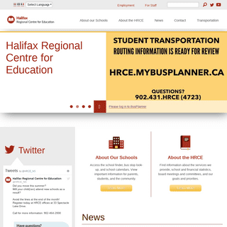 ArchiveBay.com - hrsb.ns.ca - Halifax Regional Centre for Education - Providing a high quality education for every student every day