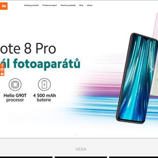 ArchiveBay.com - xiaomi-czech.cz - Xiaomi Czech