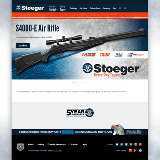 Affordable, Quality Shotguns - Stoeger Industries