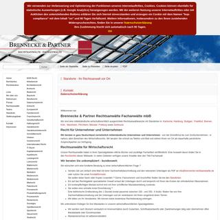 ArchiveBay.com - brennecke-rechtsanwaelte.de - - Brennecke und Partner Rechtsanwälte Fachanwälte