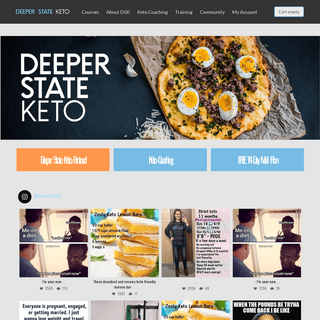 Deeper State Keto – Get Into A Deeper State Of Ketosis