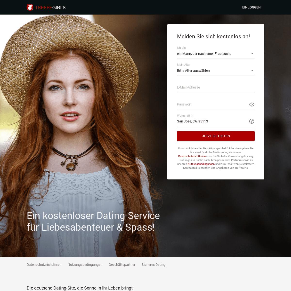 Deutsche Dating Portal