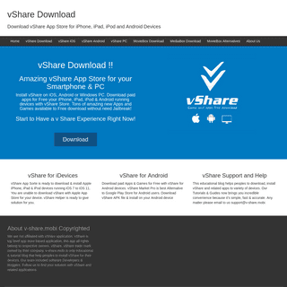 vShare Download l vShare app install & Get Paid Apps for Free on iOS, Android