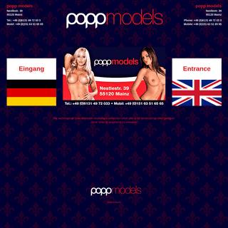 Popp-Models - Das erotische Etablissement in Mainz