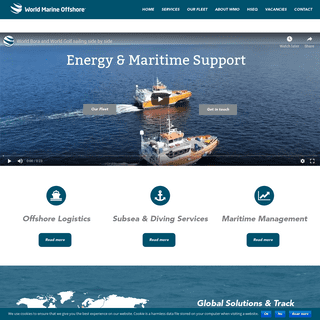 Crew Transfer Vessels (CTV) - Offshore Services - World Marine Offshore