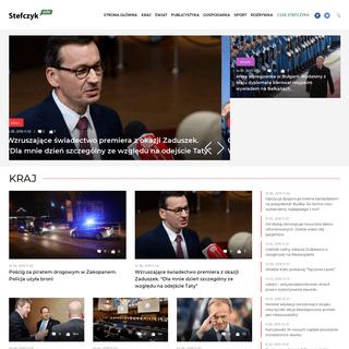 ArchiveBay.com - stefczyk.info - Wiadomości z Polski i Świata – Stefczyk.info – Stefczyk.info to serwis informacyjny z najważniejszymi wiadomościami z Po