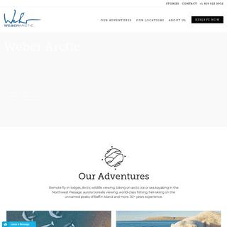 ArchiveBay.com - weberarctic.com - Weber Arctic