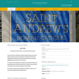 St. Andrew Parish - Westwood, NJ