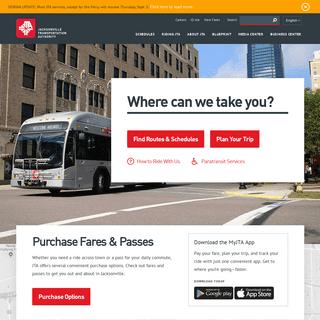 Jacksonville Transportation Authority - Home