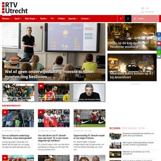 Nieuws- en sportoverzicht - RTV Utrecht