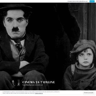 Cinema 24-7 Online – Toate filmele pe care vrei să le vezi