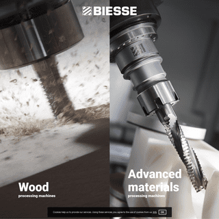 Wood Machines - Working Machinery Wood - Biesse North America
