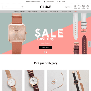 ArchiveBay.com - cluse.com - CLUSE Watches & Jewellery – Official Store